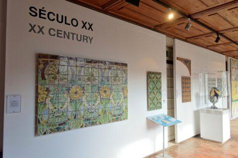 museu-nacional-do-azulejo/20世紀の作品