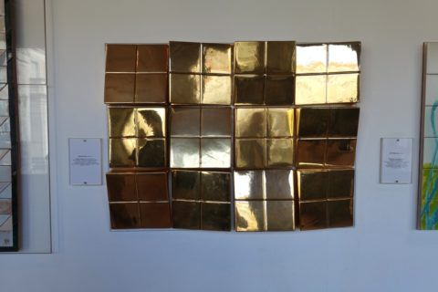 museu-nacional-do-azulejo/金色のアート