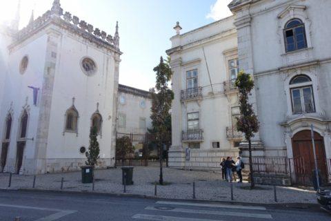 museu-nacional-do-azulejo/場所