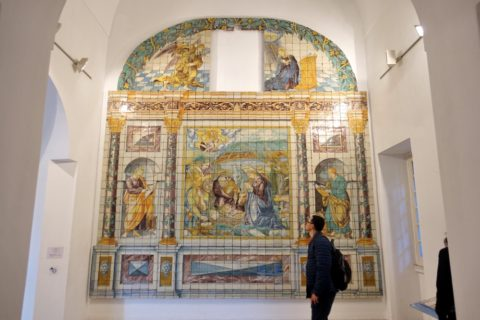 museu-nacional-do-azulejo/宗教画