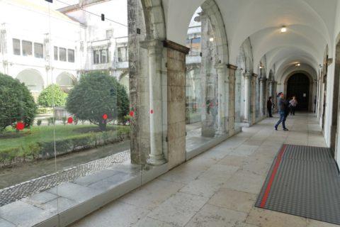 museu-nacional-do-azulejo/建物の構成