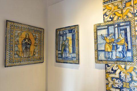 museu-nacional-do-azulejo/宗教画2