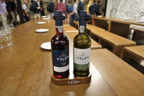 porto-calem/テイスティングワイン
