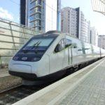 ポルトガル鉄道CPチケット予約と乗車の仕方!ポルトCampanha駅からリスボンへ