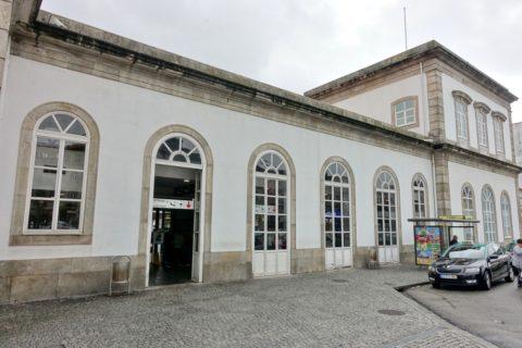 porto-campanha駅舎
