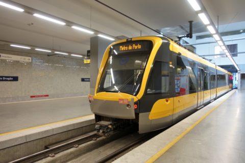 porto-metro/地下鉄