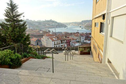 porto-view-spot/階段からの景色