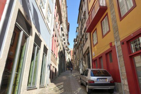 porto-view-spot/迷路の様な街並み