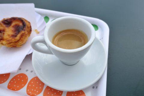 quiosque-portas-do-sol/エスプレッソコーヒー