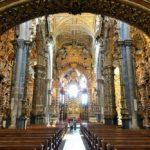 世界遺産 サン・フランシスコ教会(ポルト)ゴージャスな内装は必見!
