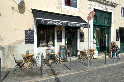O-Tainadas-Restaurante/場所