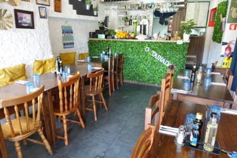 O-Tainadas-Restaurante/店内