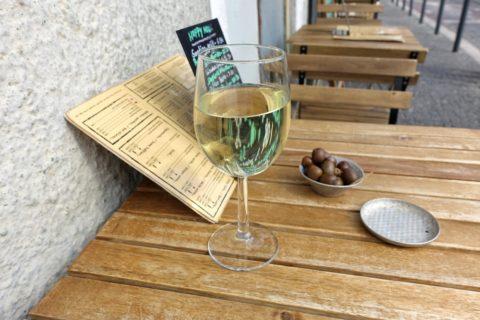 O-Tainadas-Restaurante/グリーンワイン