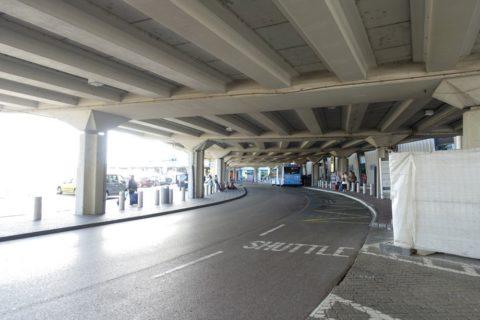 budapest-airport-access/バス乗り場