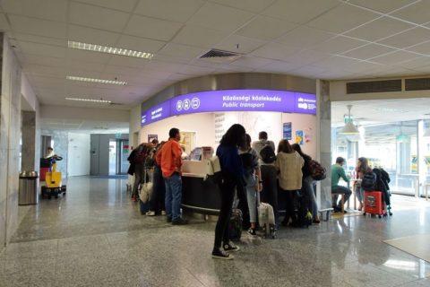 budapest-airport-インフォメーション