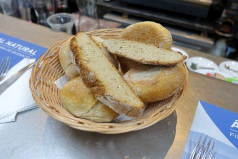 casa-da-india/お通しのパン