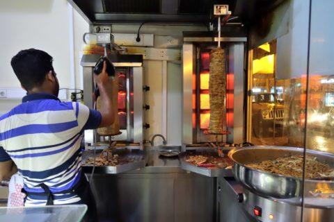 doner-kebab-lisboa/調理