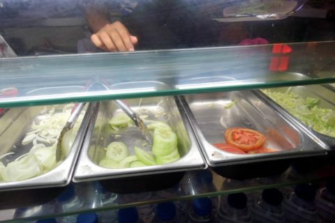 doner-kebab-lisboa・野菜