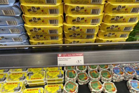 lisbon-airport/免税店のツナ缶