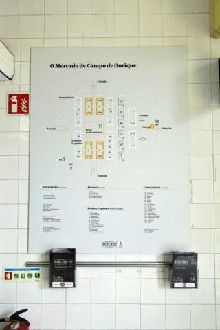 mercado-de-campo-de-ourique/館内MAP