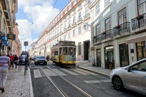 リスボン・ロレト通り