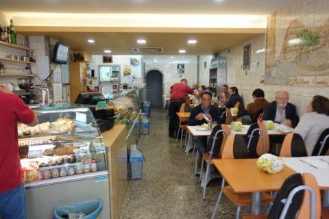 pastelaria-camoes/店内