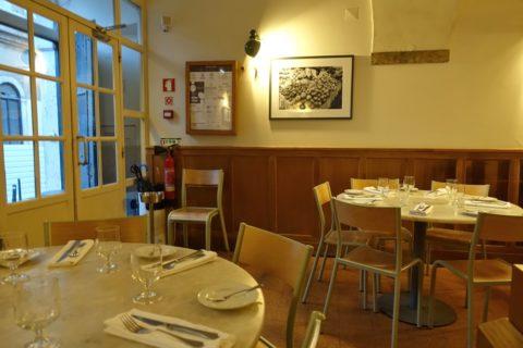 pizzaria-lisboa/テーブル席