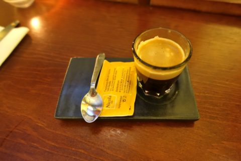 povo-lisboa/エスプレッソコーヒー