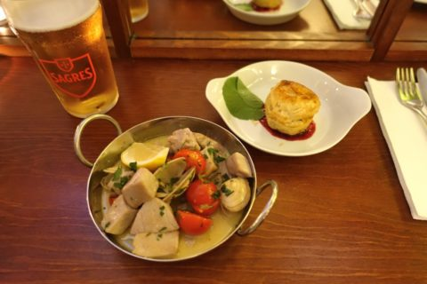 povo-lisboa/美味しい料理