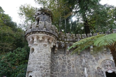 quinta-da-regaleira/遺跡の塔