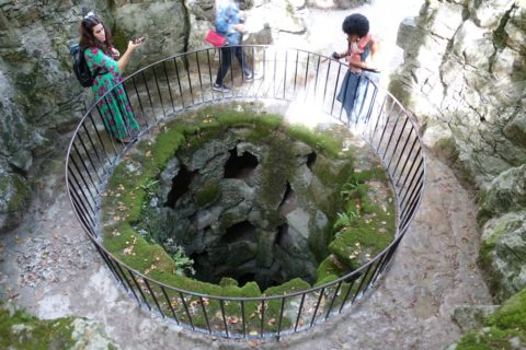 quinta-da-regaleira/Unfinished Well