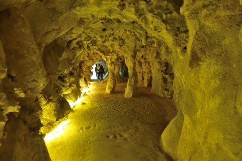 quinta-da-regaleira/洞窟の出口
