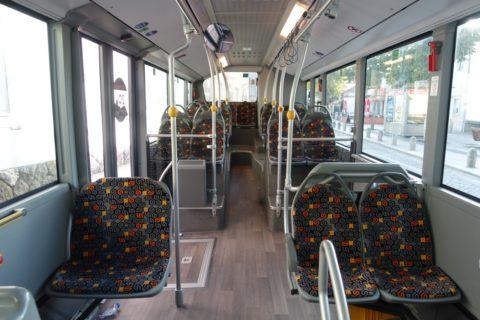 sintra-bus/車内