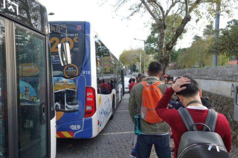 sintra-bus/乗り場