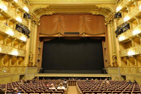 teatro-nacional-de-sao-carlos/舞台正面