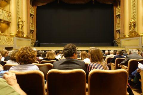 teatro-nacional-de-sao-carlos/客席の眺望