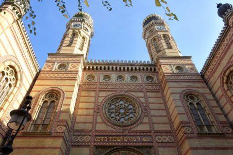 Great-Synagogue-Budapest/ファサード