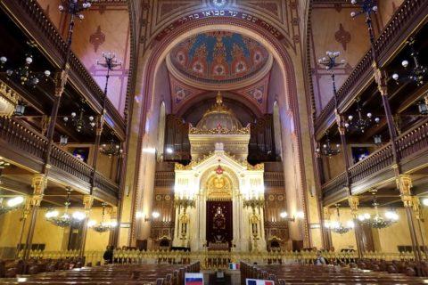 Great-Synagogue-Budapest/祭壇