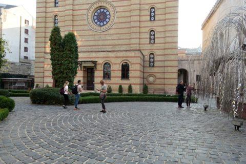 Great-Synagogue-Budapest/営業時間