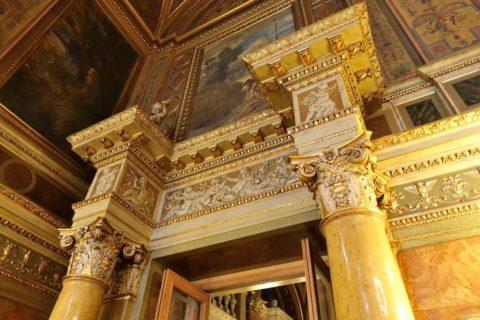 Hungarian-State-Opera/Barの柱