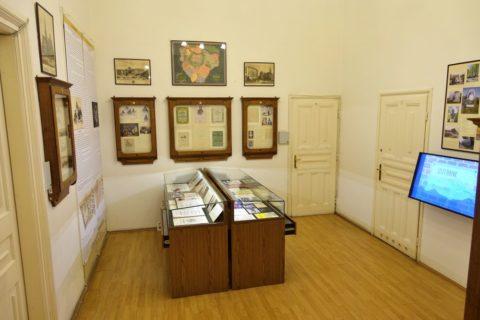 リスト記念館の無料展示室