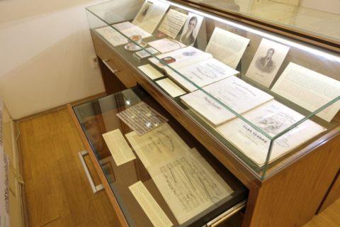 リスト記念館展示室の内容