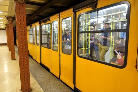 ブダペストメトロ1号線