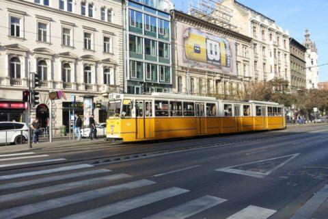 ブダペスト市内交通