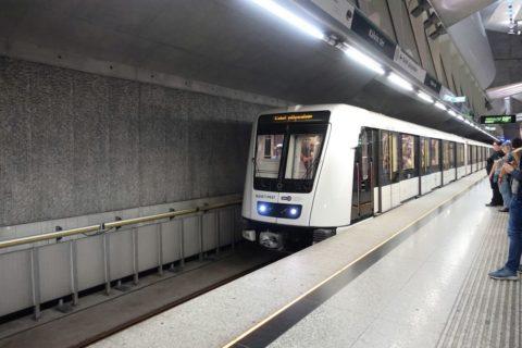 budapest-transport/メトロ