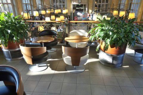 McCafeの椅子