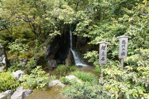 金閣寺/滝