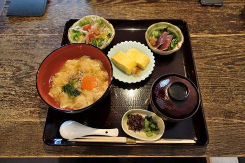 京都美先/湯葉丼定食