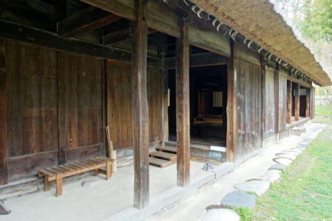 日本民族集落博物館/白川郷の入口