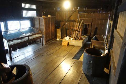 日本民族集落博物館/白川郷の台所